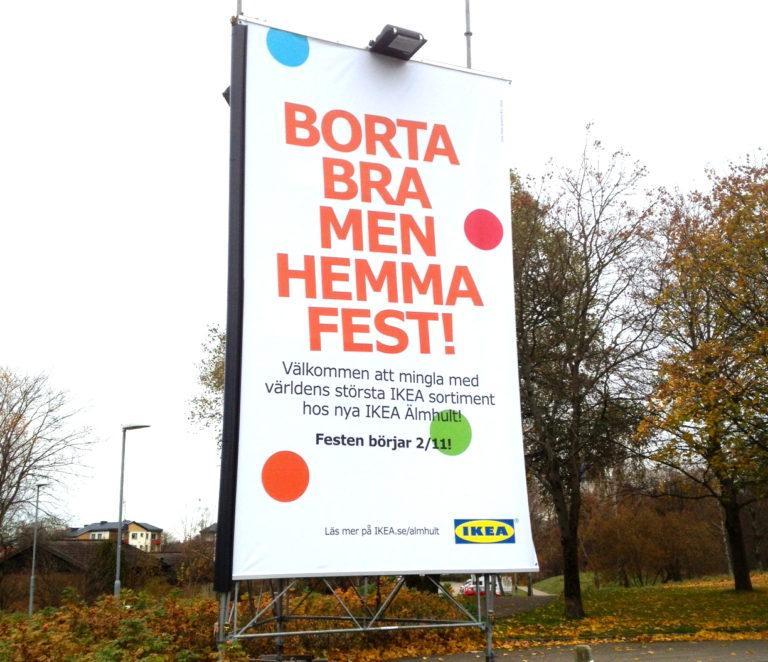 Älmhult, Ikea